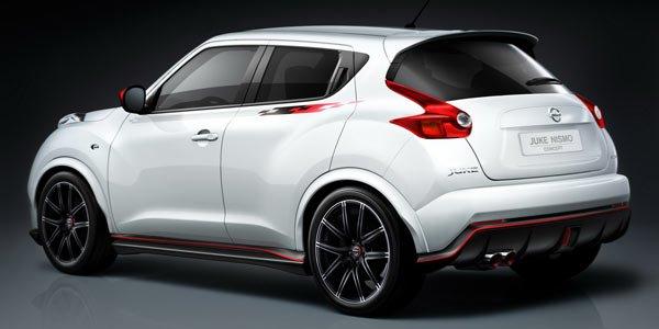 Genève 2012 : Nissan Juke Nismo Concept