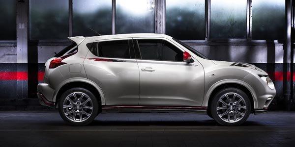 Le Nissan Juke Nismo enfin officiel