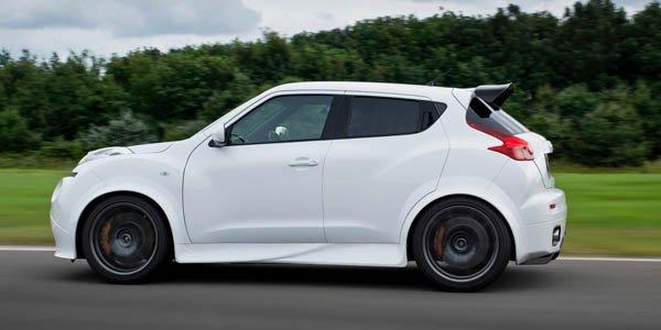 Le premier Nissan Juke-R voit le jour