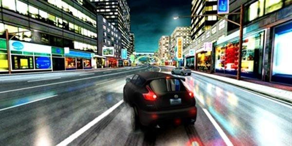 Le Nissan Juke dans Asphalt 7 : Heat