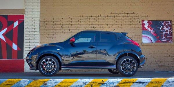 Nissan Juke Nismo RS : piment doux