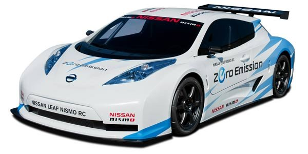 Nissan Leaf… Nismo RC !