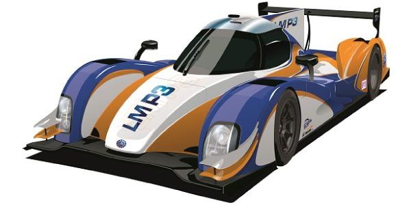 Nissan motoriste officiel du LMP3