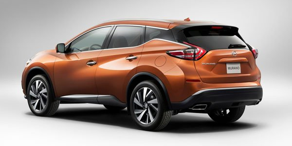 La troisième génération de Nissan Murano arrive