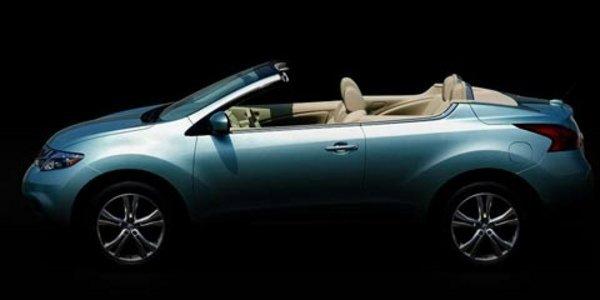 Première image Nissan Murano Cabrio