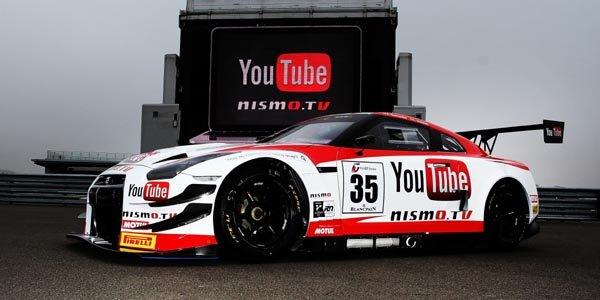 Nissan Nismo et YouTube partenaires