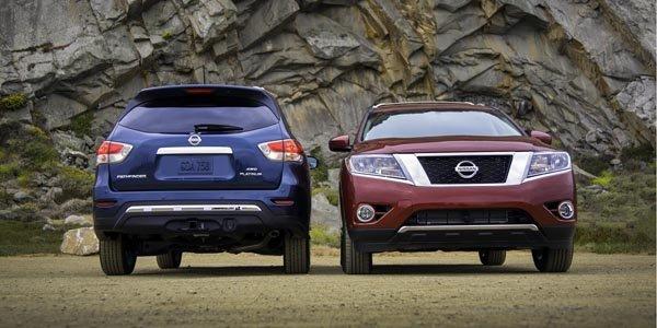 Le Nissan Pathfinder débarque aux USA