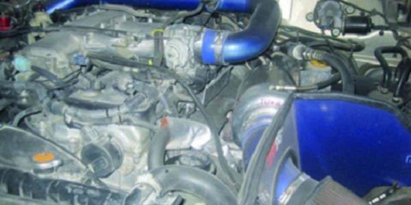 Dubaï : un Nissan Patrol à l'essence Jet