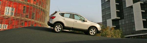 Le Nissan Qashqai est un succès