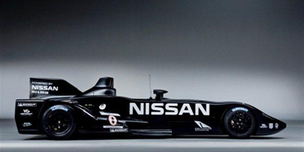 Nissan quitte le projet DeltaWing
