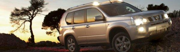 Nissan dévoile les tarifs du X-Trail