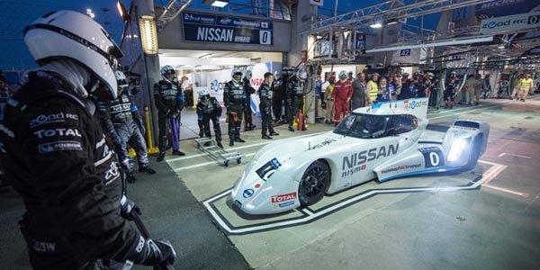 Le Mans: un premier record pour la ZEOD RC