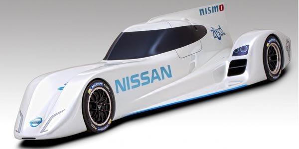 Un 3 cylindres pour la Nissan ZEOD RC