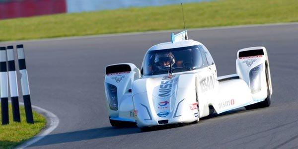 La Nissan Zeod RC intensifie ses essais