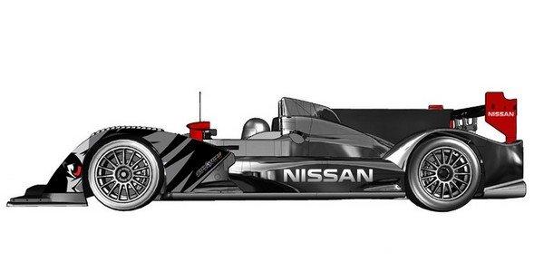 Nissan partenaire du Team Signature