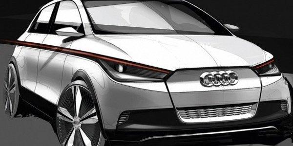 Nouveau Concept Audi A2
