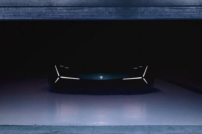 Lamborghini : nouveau concept en approche