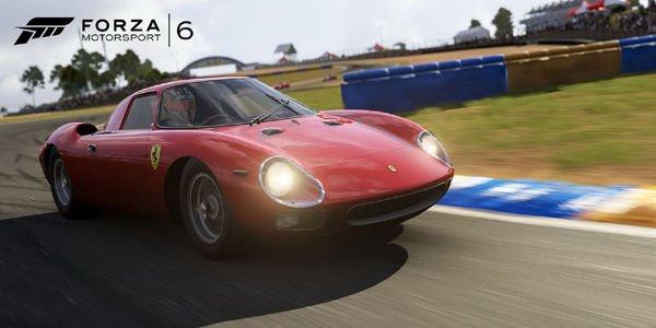 Nouveau DLC pour Forza Motorsport 6