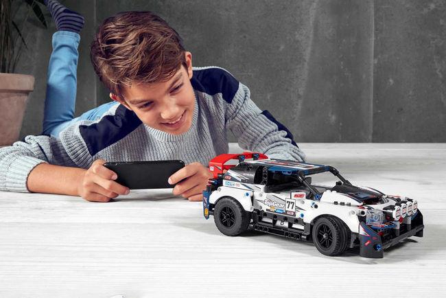 Nouveau set Lego Technic Top Gear