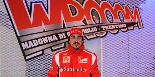 F1 : Le nouveau logo de Ferrari
