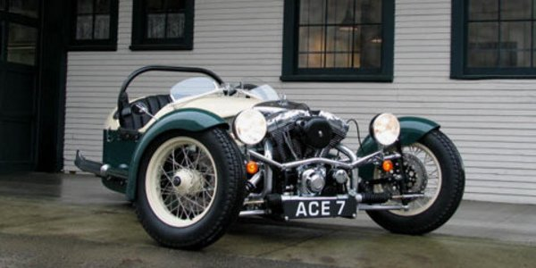 Morgan relance un Cycle Car ?