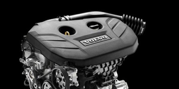 Un nouveau moteur chez Volvo