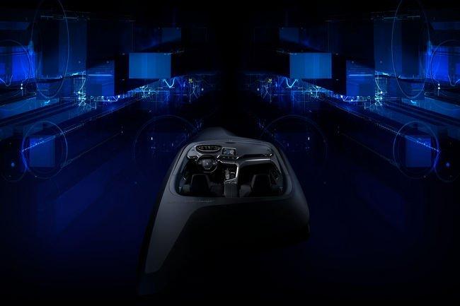 Nouveau Peugeot i-cockpit, pour plus de sensations au volant