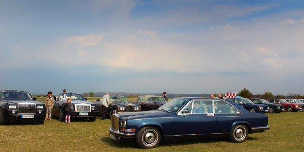 Le club Rolls-Royce inaugure son QG
