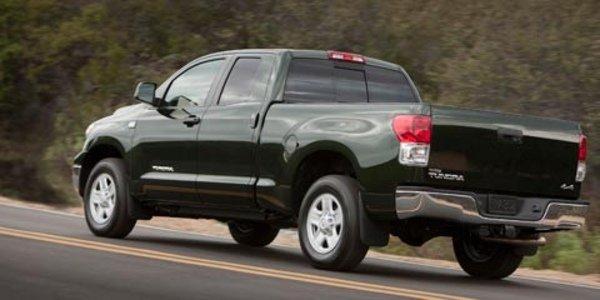Encore un rappel pour Toyota !