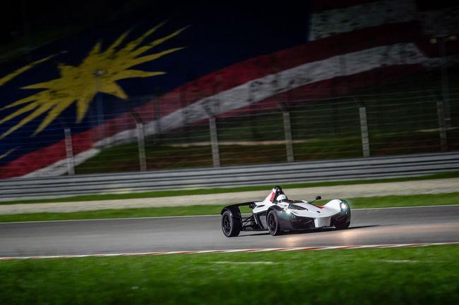 Record : la BAC Mono s'illustre sur le circuit de Sepang