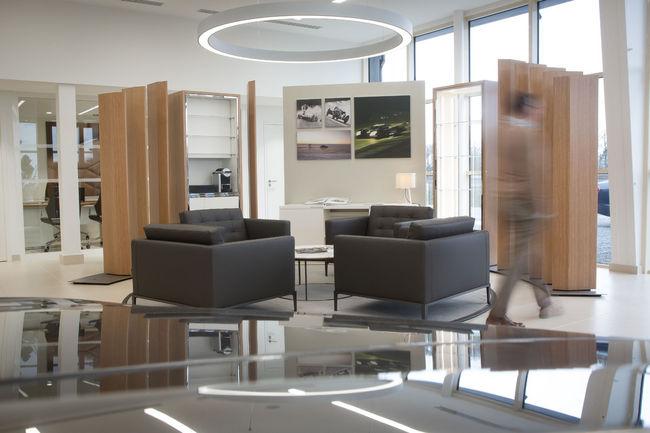 Un nouveau showroom Bentley à Bordeaux