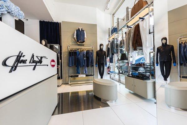 Nouveau showroom Bugatti à Monaco