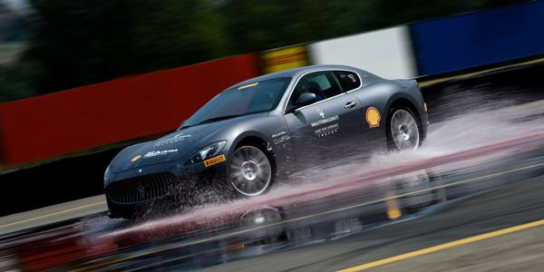 Maserati étoffe son catalogue de stages de conduite