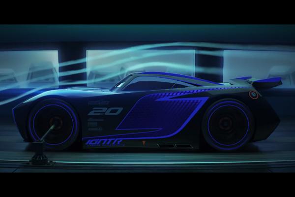 Nouveau teaser pour CARS 3