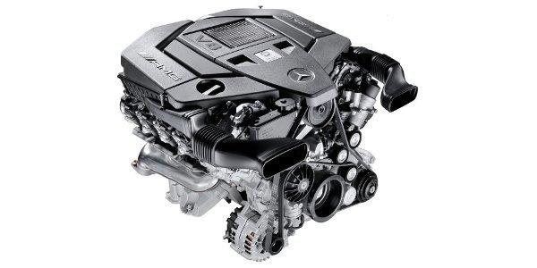 AMG dévoile son nouveau V8 5.5 atmo