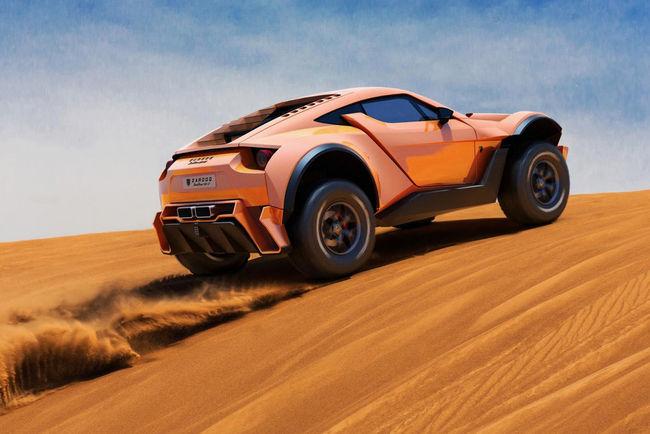 Zarooq SandRacer GT : tout-terrain de luxe