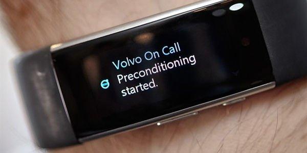 Parlez à votre voiture : elle vous entend grâce à Volvo