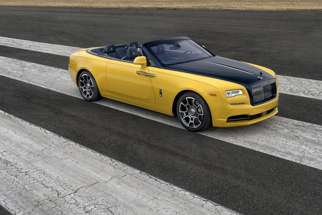 Des nouveautés pour Rolls-Royce à Monterey