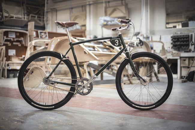 Nouvelle gamme de cycles Pashley-Morgan