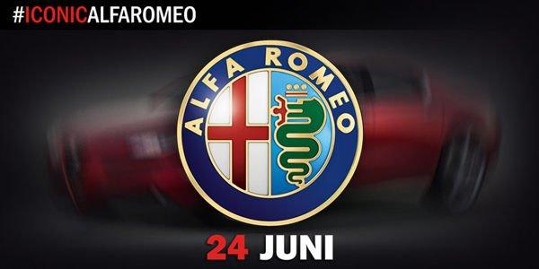 Un teaser pour la nouvelle Alfa Romeo