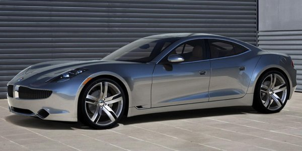 Fisker promet des performances de Veyron