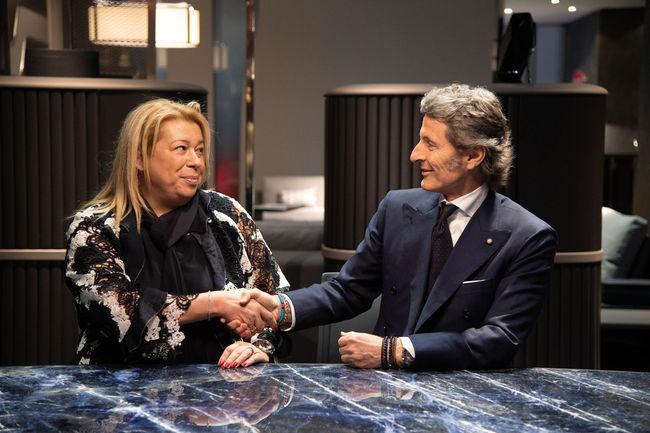 La nouvelle Bugatti Home Collection présentée à Milan