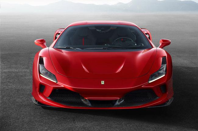 Ferrari lève le voile sur la F8 Tributo