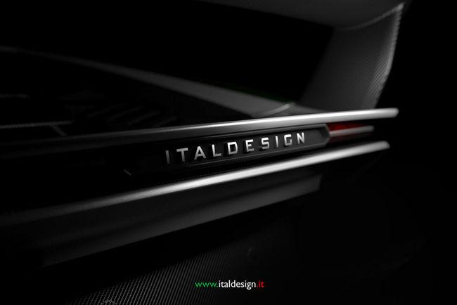 Nouvelle marque et nouveau logo pour Italdesign