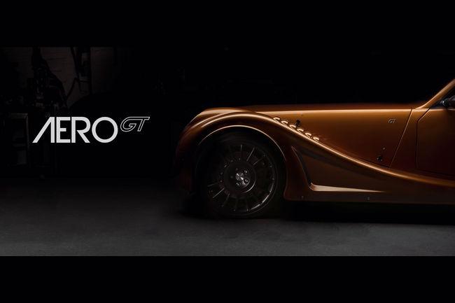 Morgan : des teasers pour la nouvelle Aero GT