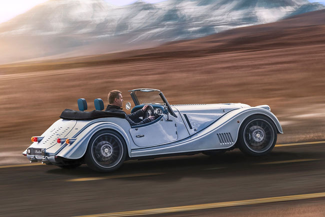 Nouvelle Morgan Plus Six