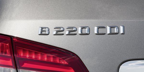 Bientôt une nouvelle nomenclature chez Mercedes