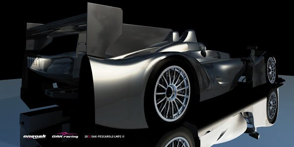 La Oak-Pescarolo LMP2 présentée