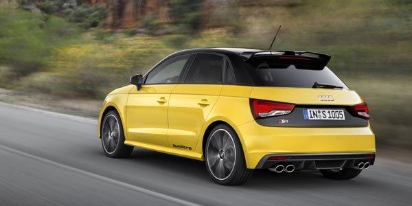 Nouvelles Audi S1 et S1 Sportback