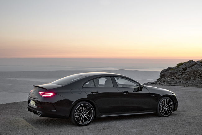 Nouvelle gamme hybride Mercedes AMG 53